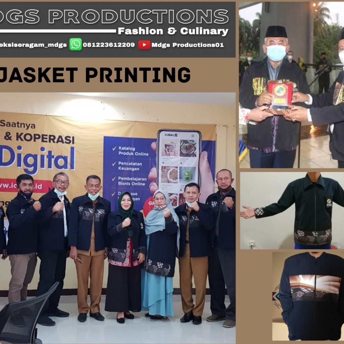 Jasket Printing