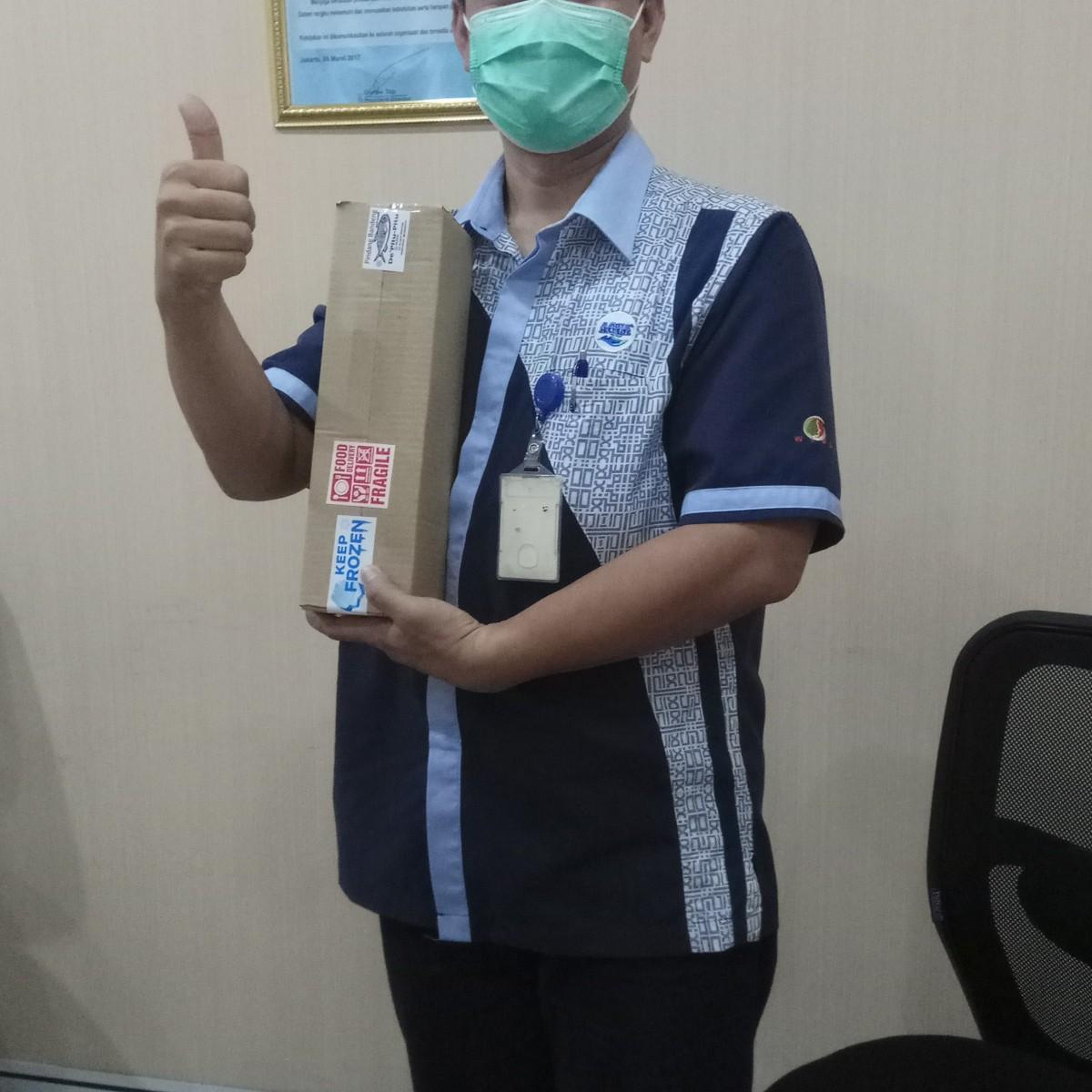 Paket oleh-oleh Pindang Bandeng De'Pitu-Pitu
