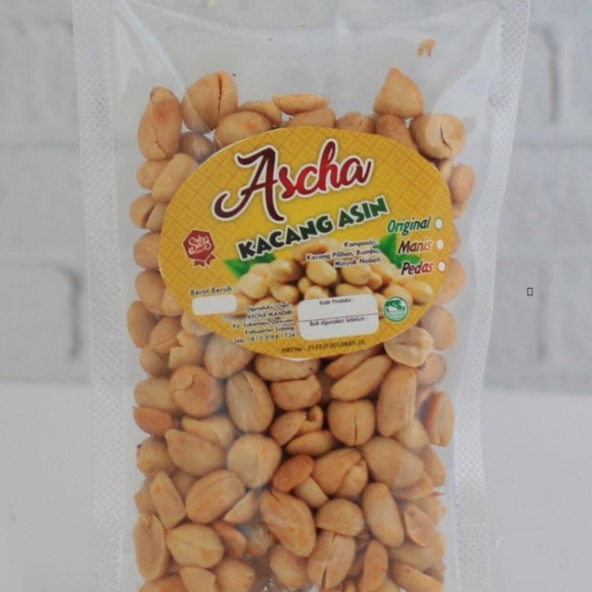 Kacang Asin Ascha