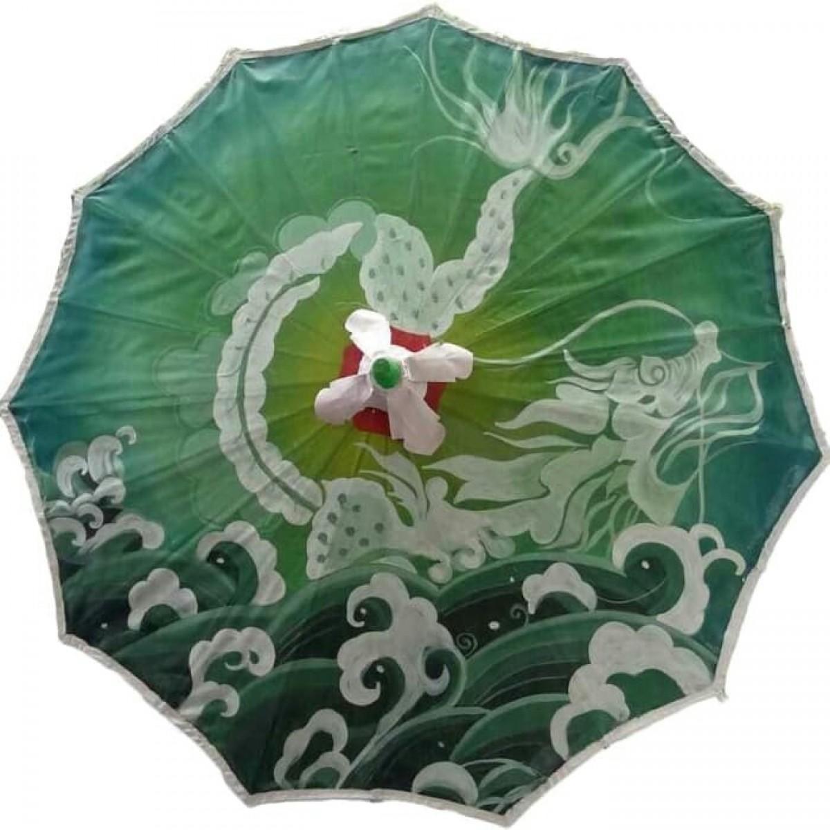Payung geulis spesial naga