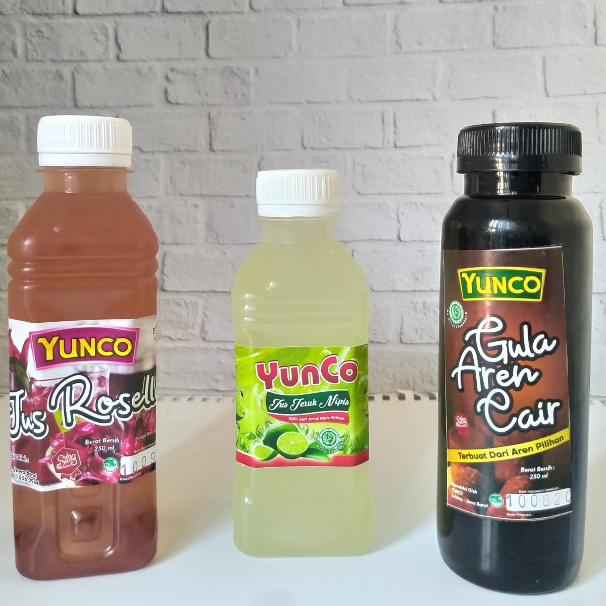 Aneka Minuman Segar Yunco