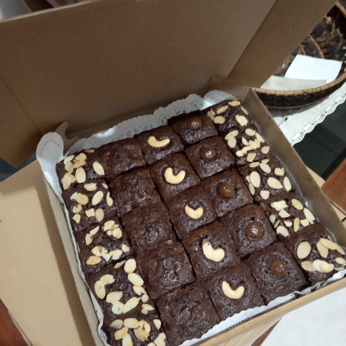 Premium Fudge Brownies
