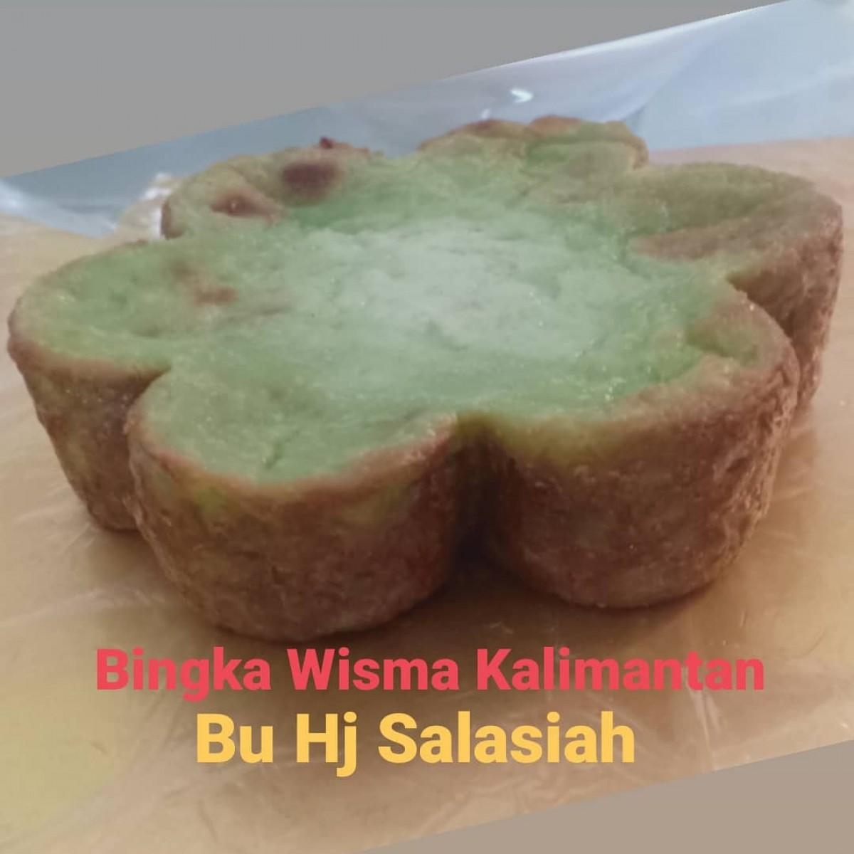 Bingka Wisma Kalimantan