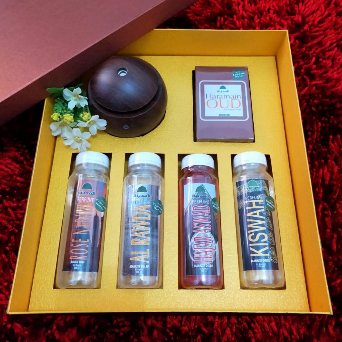 Paket Pengharum ruangan, mesjid, mushola, mobil, dan parfum badan