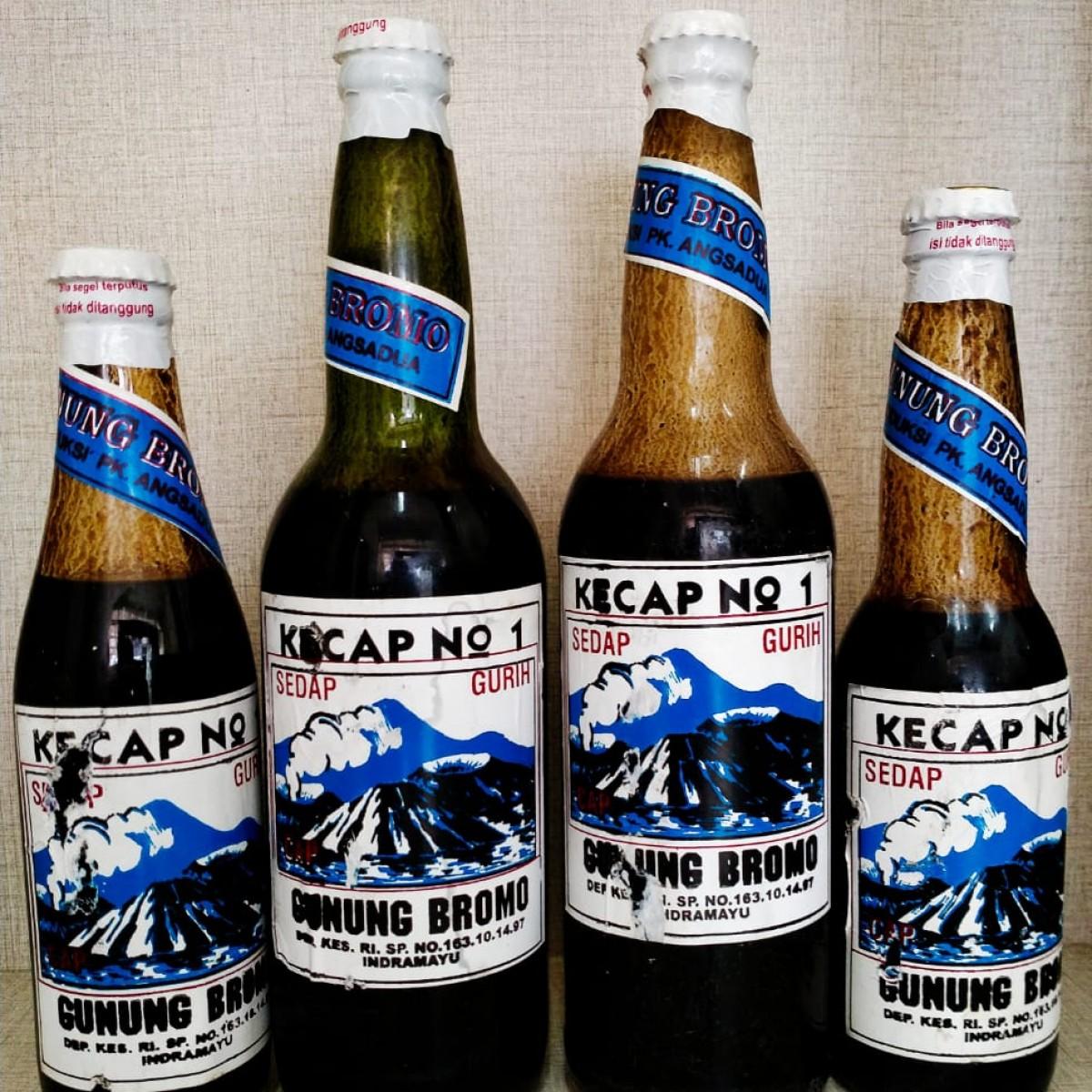 Kecap Cap Gunung Bromo