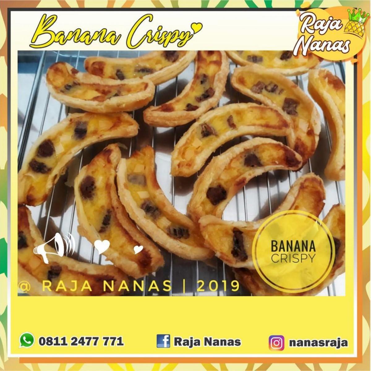 Banana crispy