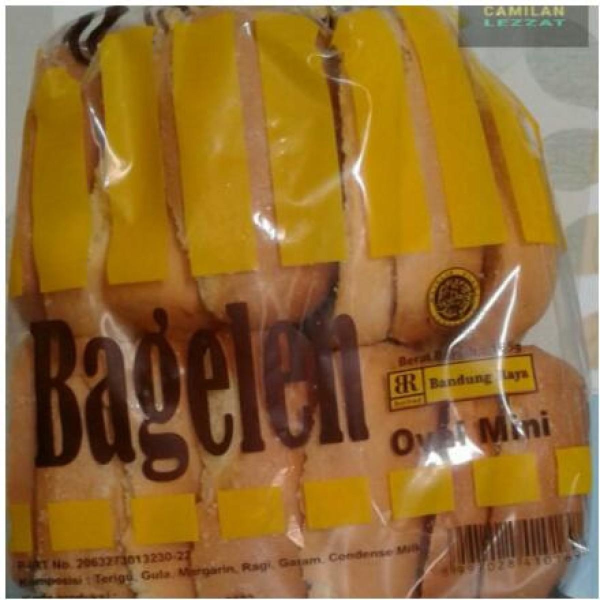 """Bagelen Bandung camilan lezat & renyah """"Best Seller"""""""